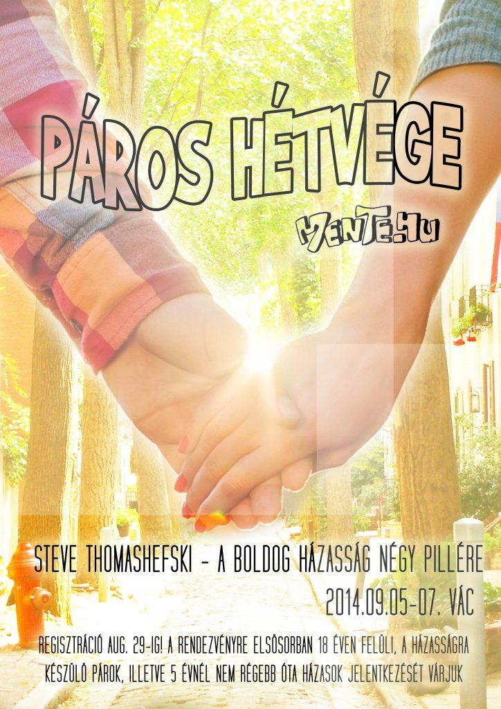 Mente Páros 7vége plakát