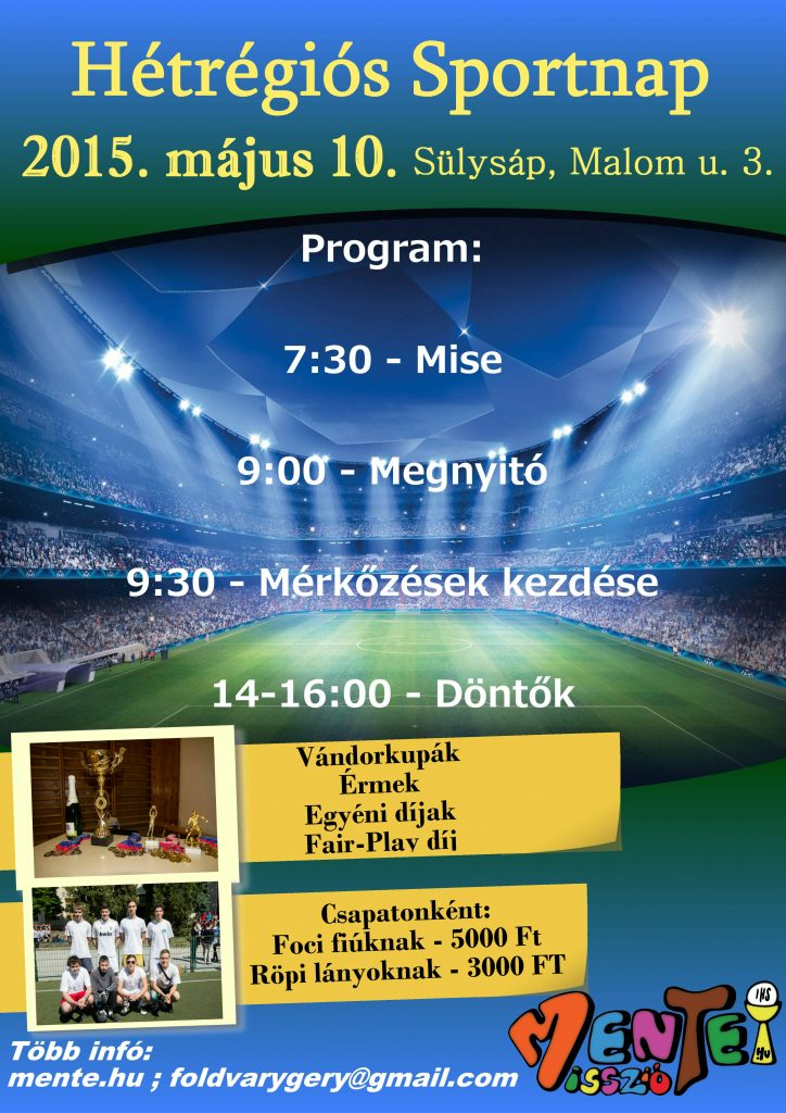 1Sport plakát