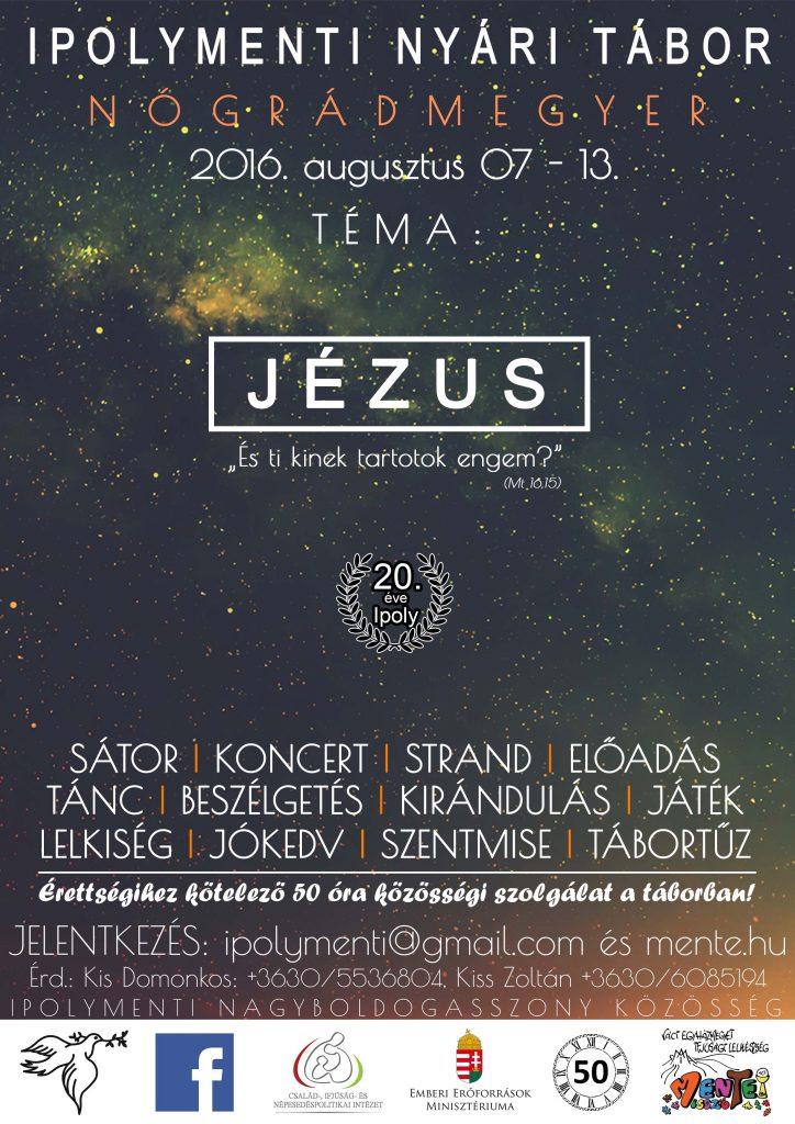 táborplakát 2016