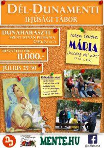 Dél-Duna plakát Dunaharaszti 6.0